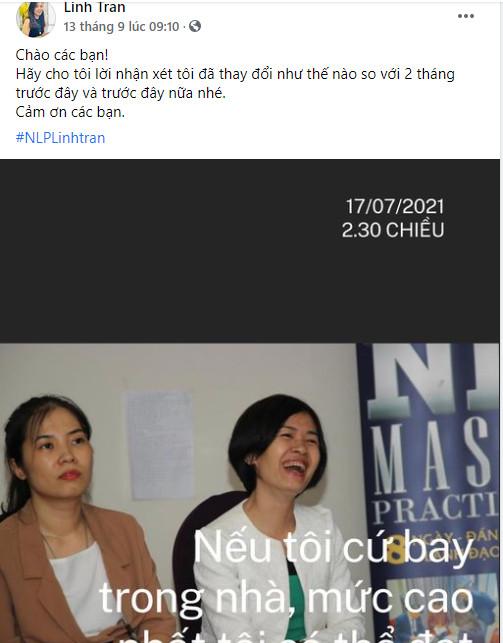 ỨNG DỤNG NLP - 180 NGÀY TRỞ THÀNH COACH